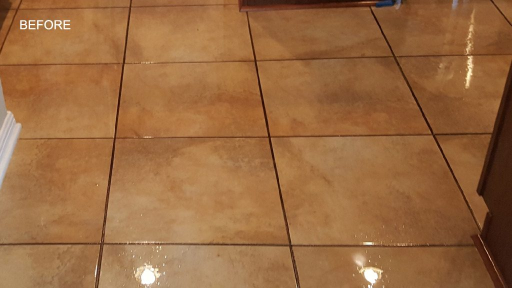 Porcelain Tile Cleaning Houston