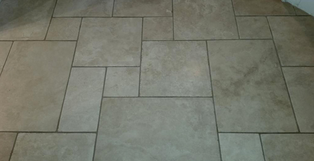 Sealed Travertine