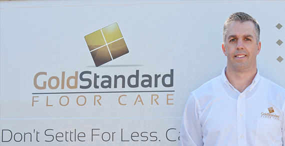 Gold Standard Floor Care Owner