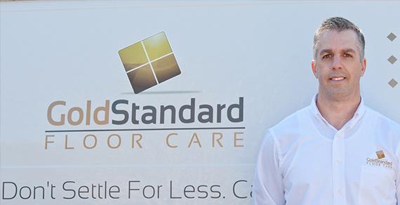 Gold Standard Floor Care Owner
