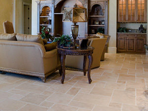 Caring For Travertine