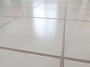 Tile Floor Care