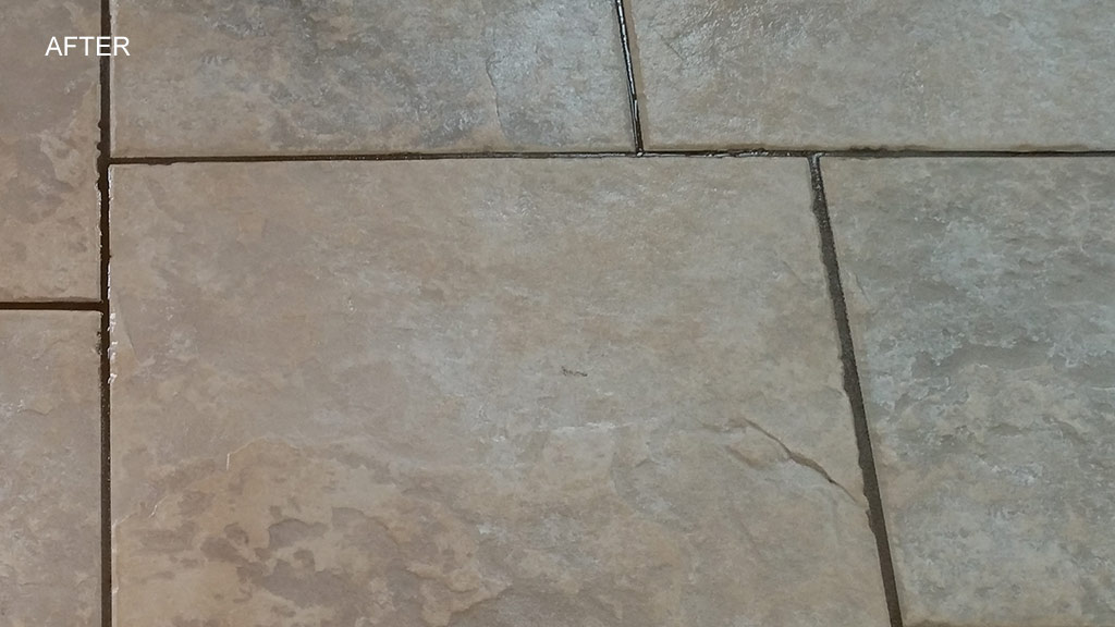 Clean Tile and Grout