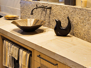 honed-limestone-countertop
