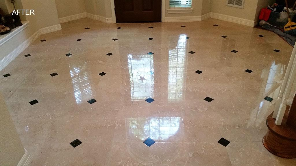 Marble Floor Stripping And Honing Austin Tx