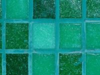 Colored-grout