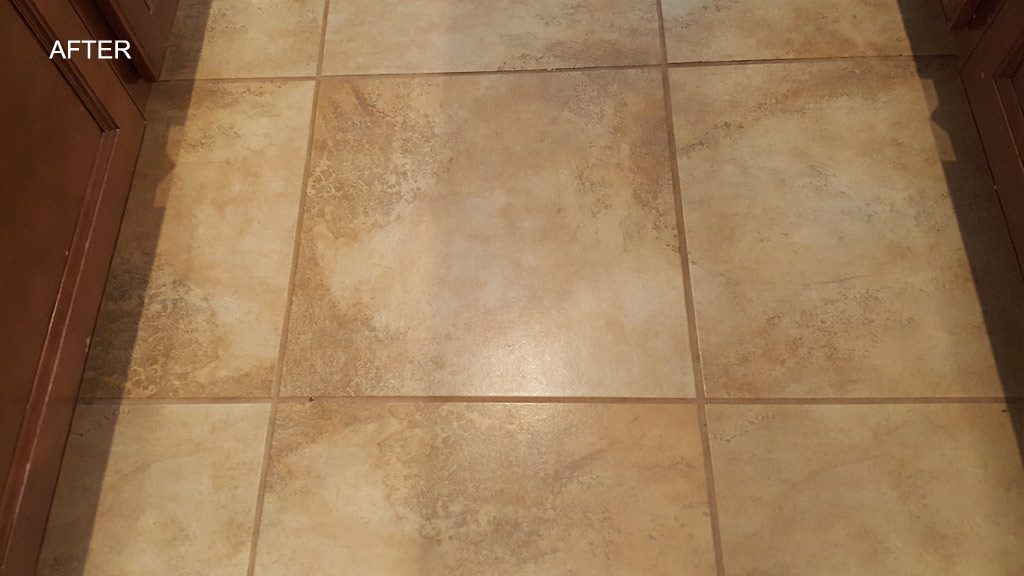 Houston Tile Cleaning Service