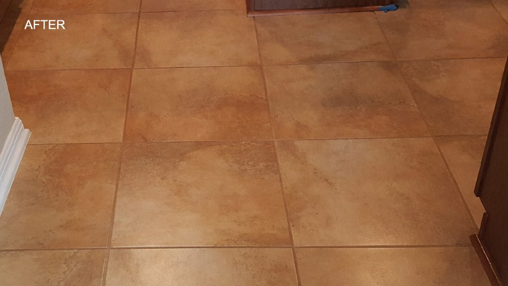Porcelain and Grout Cleaning Houston