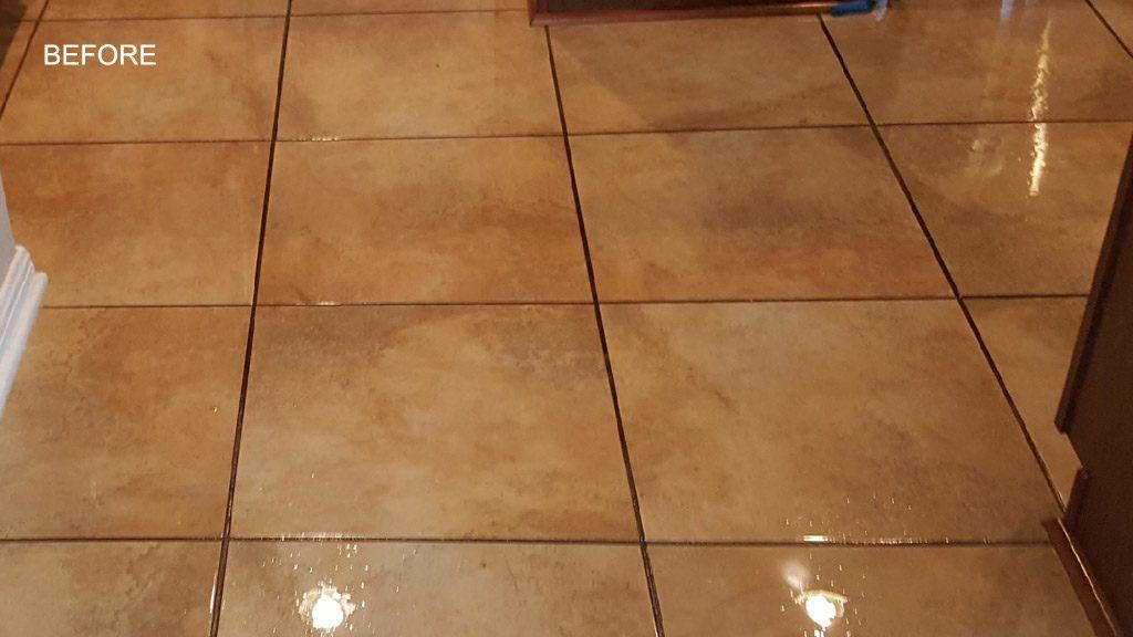 Porcelain Tile Cleaning Houston