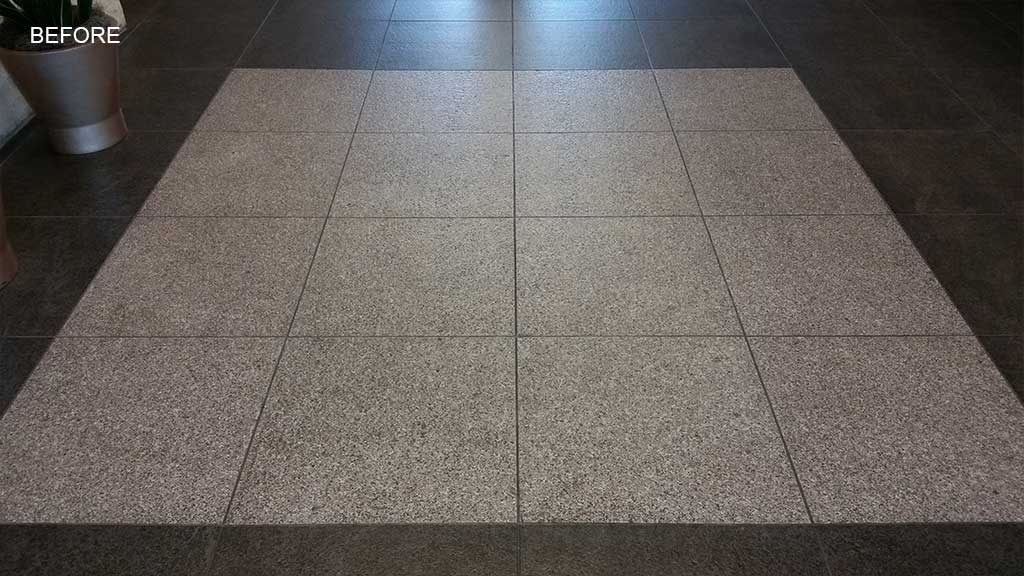 Flamed Granite Cleaning Austin TX