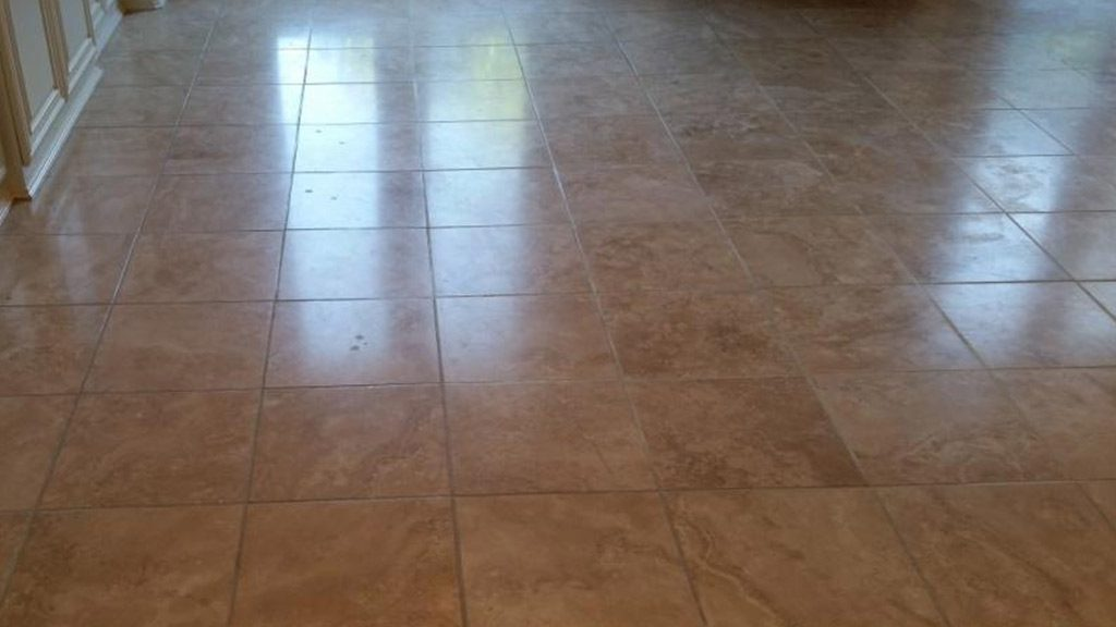 Living Room Travertine Before
