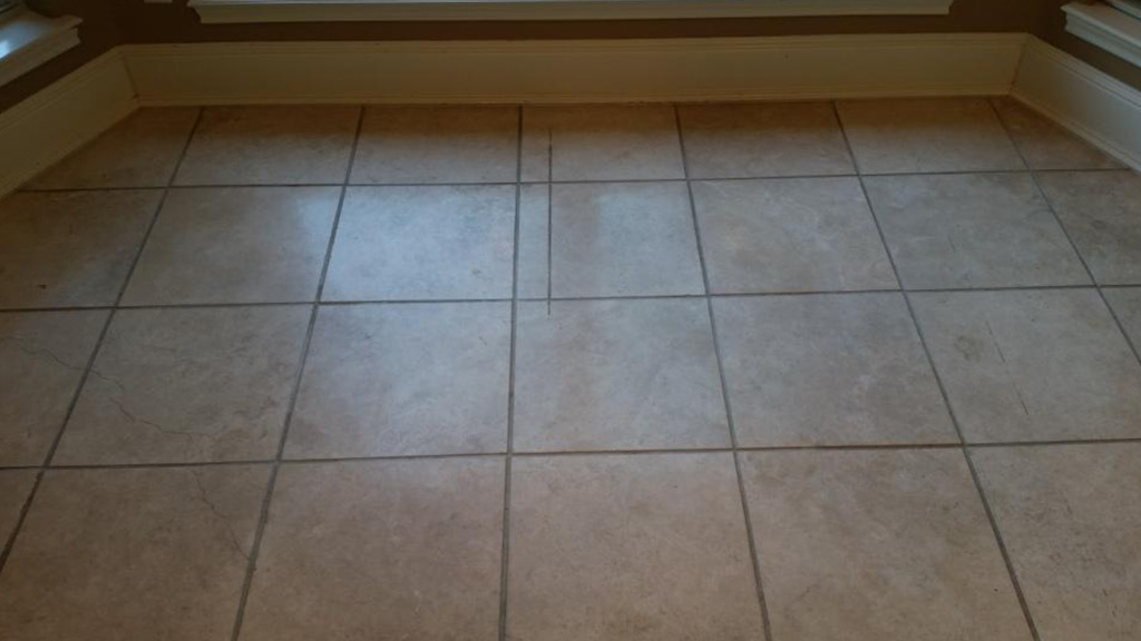 Kitchen Travertine Before