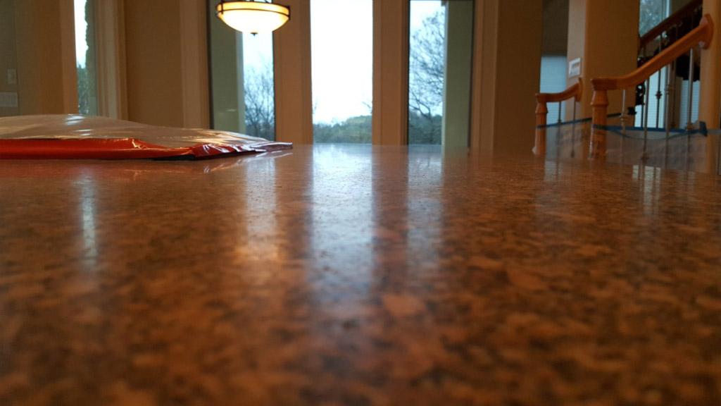 Granite Before
