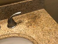 Moisture in Granite